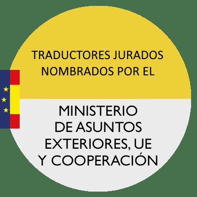 Traductores oficiales Francés Mula